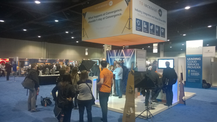 Tradeshow marketing for Microsoft ISV software developers